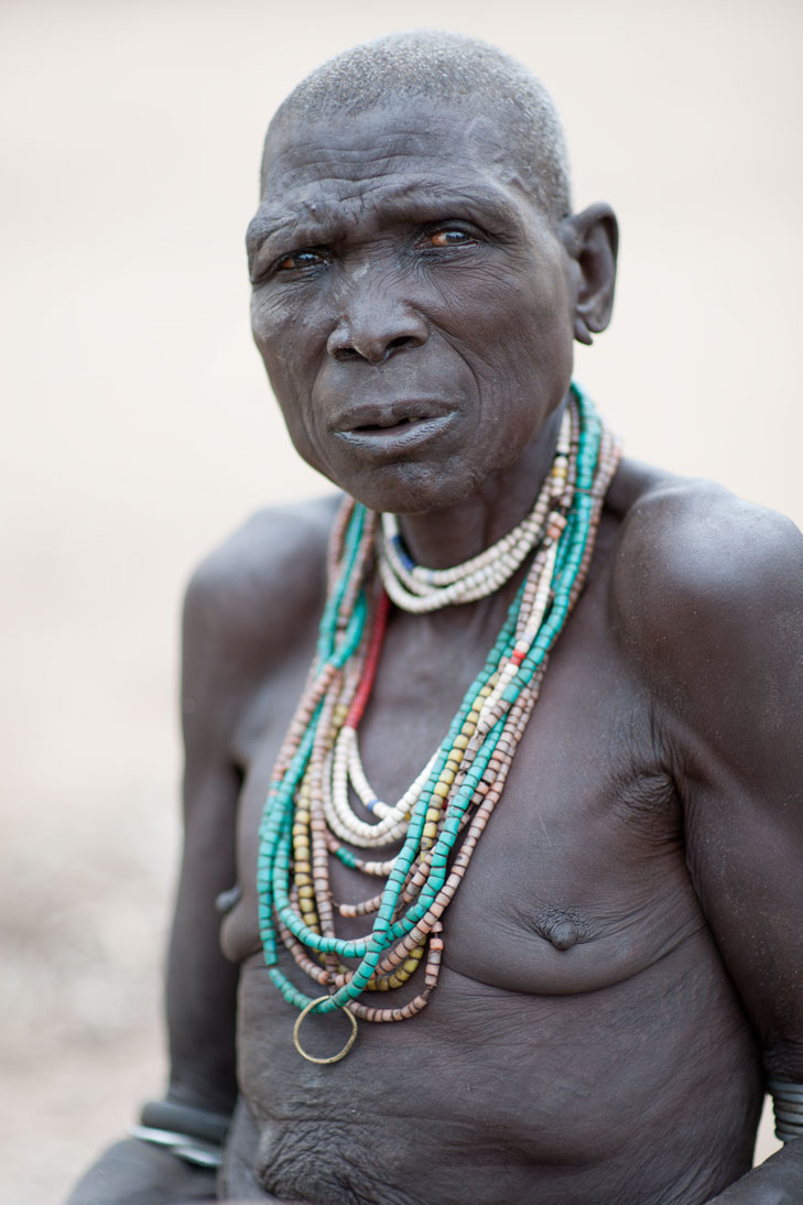 Karo Tribal Elder