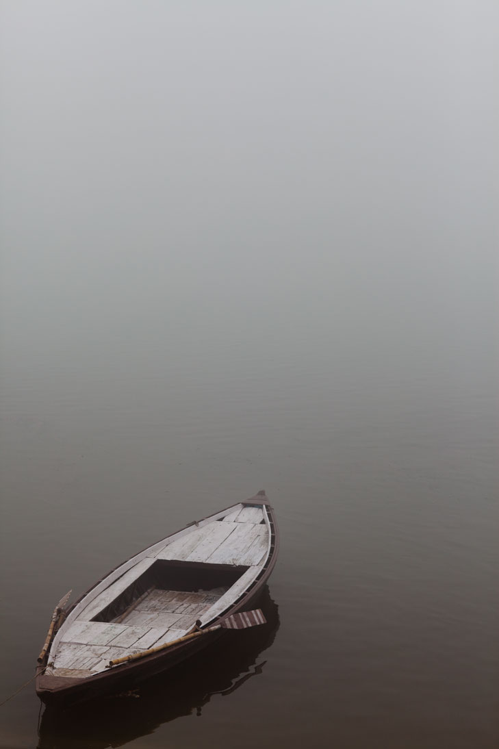 Fog - Ganges River